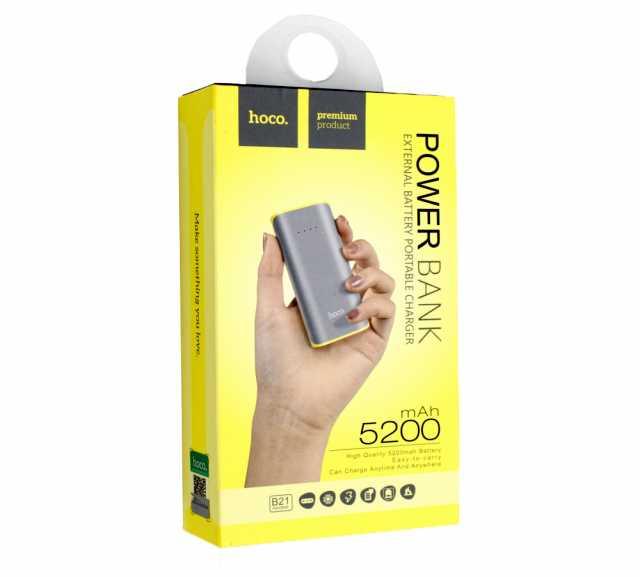 Продам Power Bank Hoco B21 (5200 mAh)
