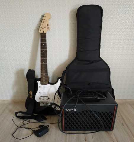 Продам Электрогитара Fender Squier Bullet Strat