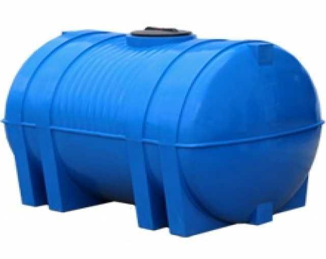 Продам Горизонтальная пластиковая емкость 5000л