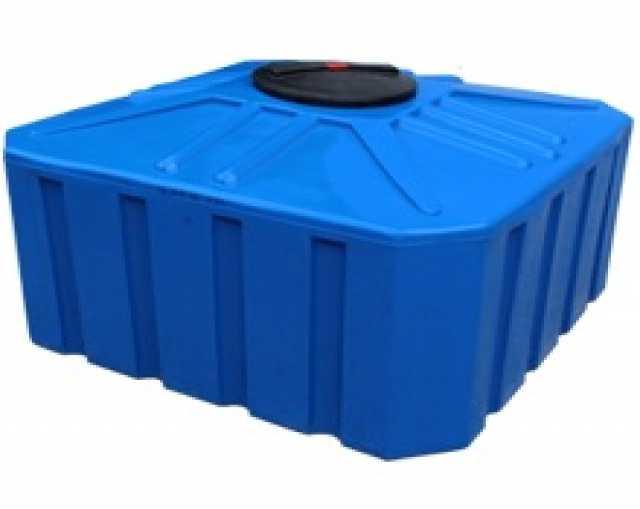 Продам Квадратная пластиковая емкость 800л