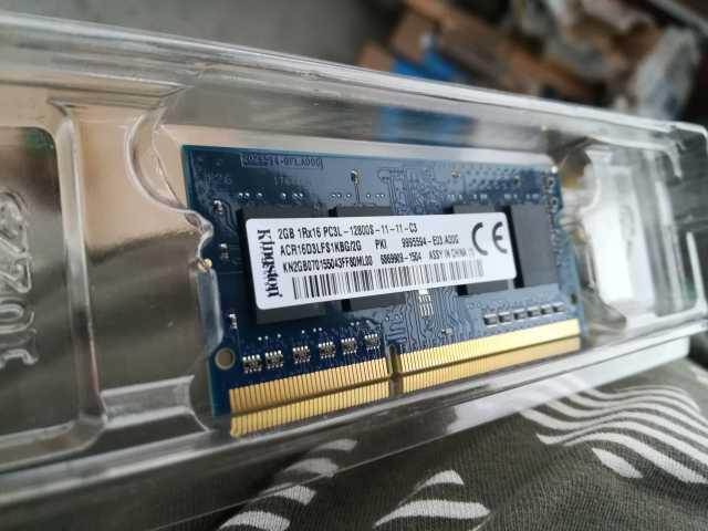 Продам ОЗУ DDR3L (4GB) SAMSUNG 1Rx8 PC3L-12800S