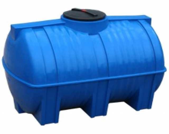 Продам Горизонтальная пластиковая емкость 2000л