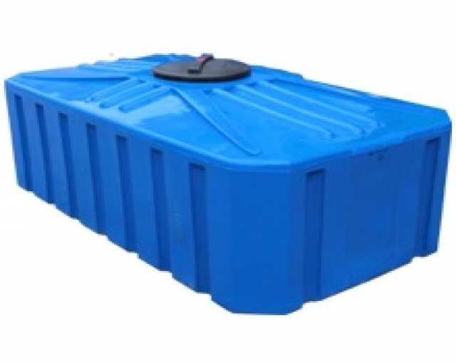 Продам Квадратная пластиковая емкость 1000л