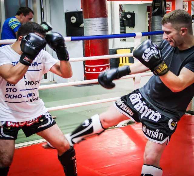 Предложение: Бокс, Тайский бокс, ММА, Айкидо, Капоэйр