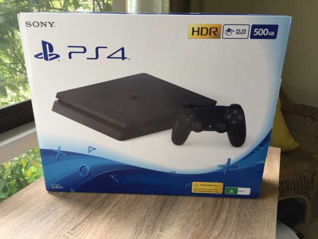 Продам Sony Playstation 4 Slim 500GB