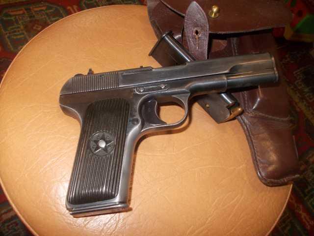 Продам ТТ СХП(стреляющий холостыми патронами)