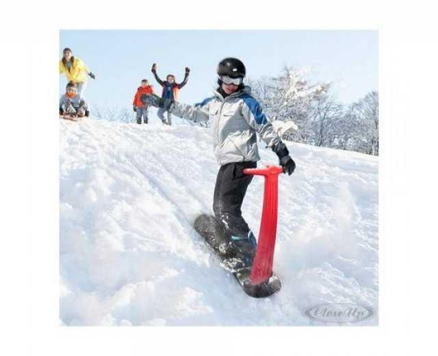 Предложение: Снегокат самокат детское счастье