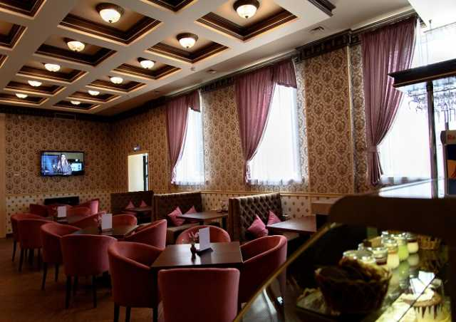 Предложение: Банкетные залы Новосибирска