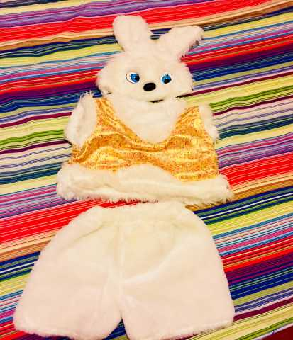 Продам Новогодний костюм «Зайчик»
