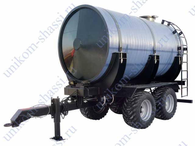 Продам полуприцеп тракторный для перевозки жидк
