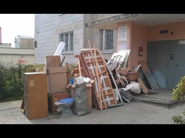Предложение: Вывоз строительного мусора 621-126