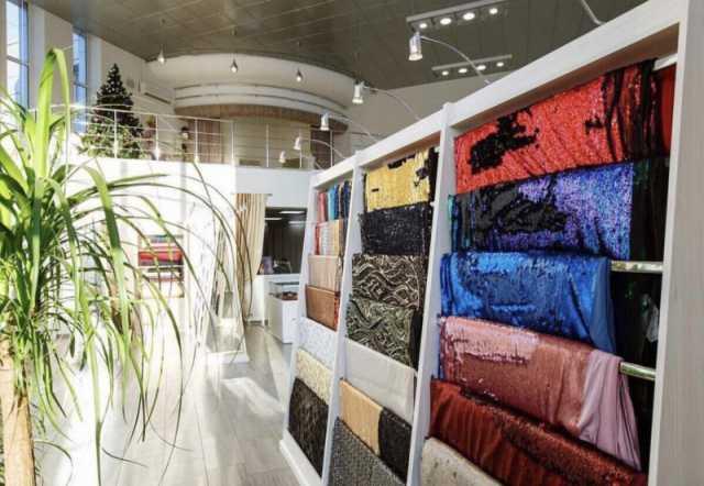 Предложение: Распродаем ткани из Италии в связи с зак