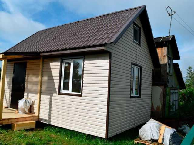 Предложение: Ремонт дачных домиков, реконструкция