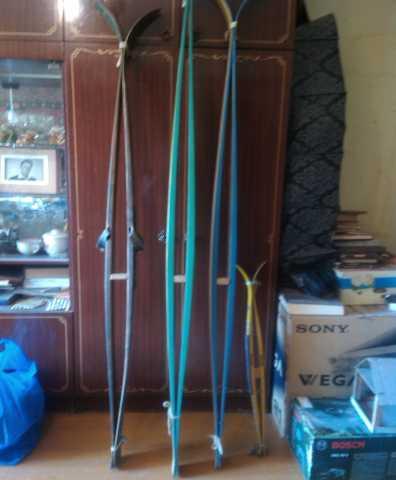 Продам Лыжи СССР