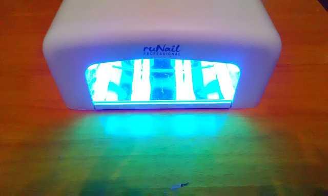 Продам УФ(UV) универс лампа 36вт для маникюра,
