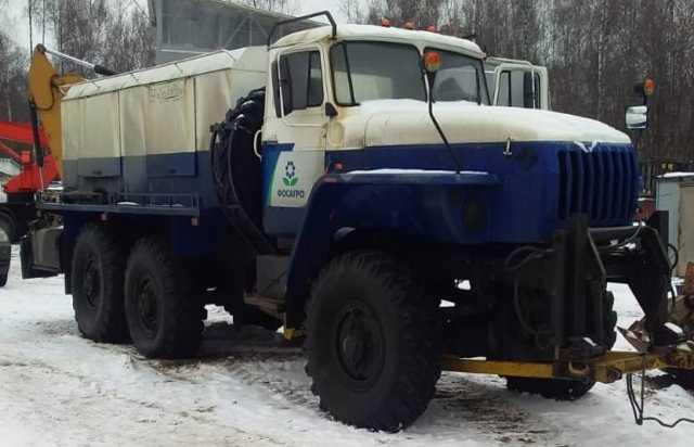 Продам Продам шнекоротор снегоочиститель Урал