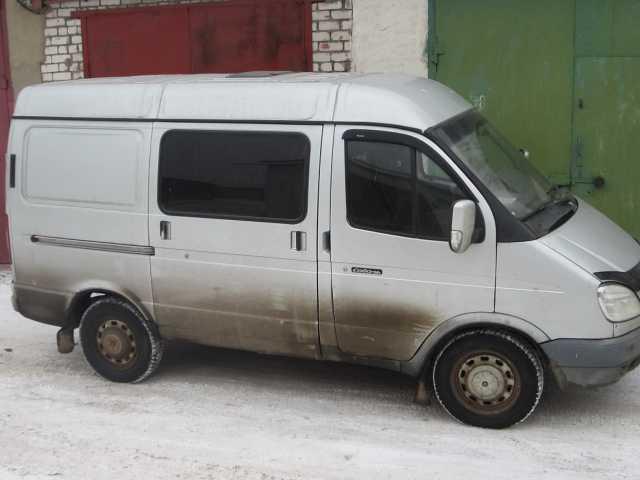 Продам Цельнометалический фургон