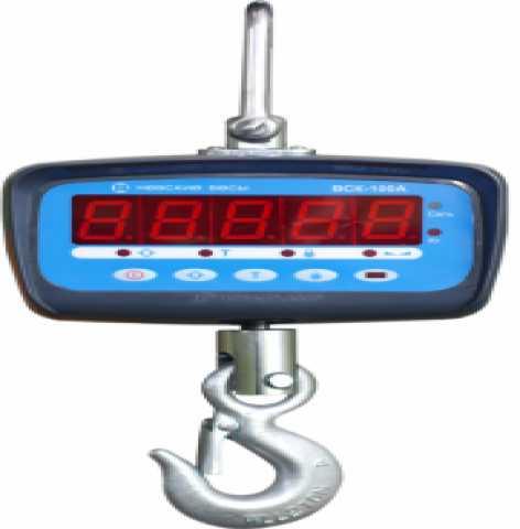 Продам Весы крановые электронные