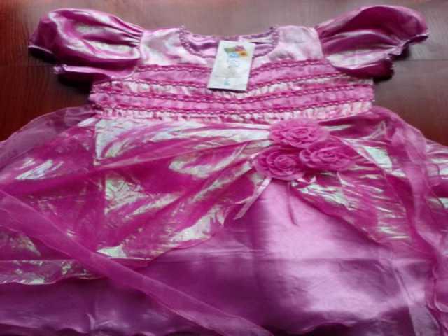 Продам Платье детское бальное