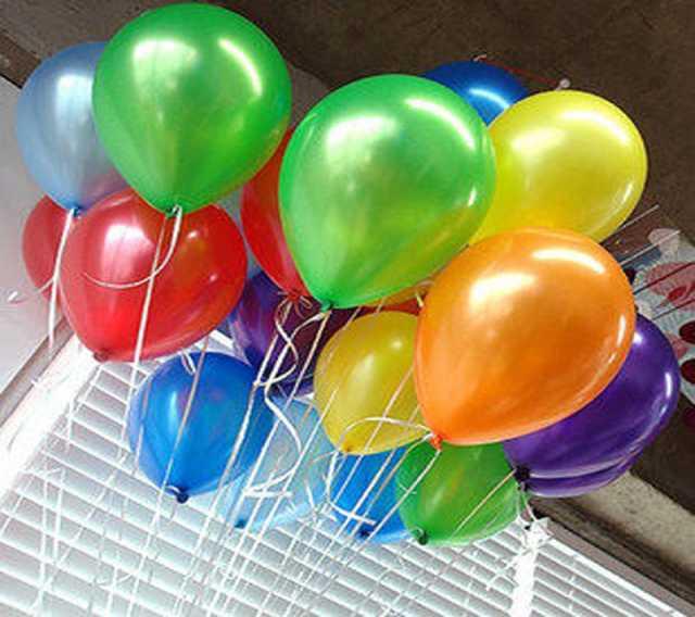 Предложение: Гелиевые шары Саратов