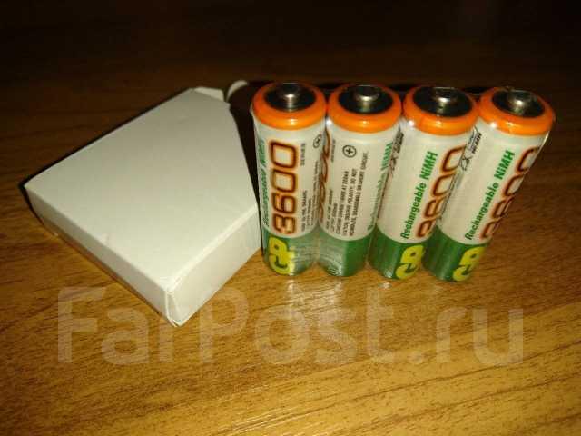 Продам: Продам пальчиковые аккумуляторы GP (АА)