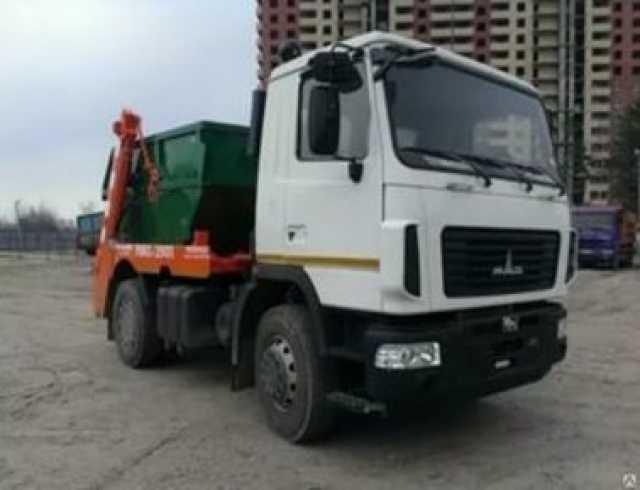 Предложение: вывоз строительного мусора (ТБО)