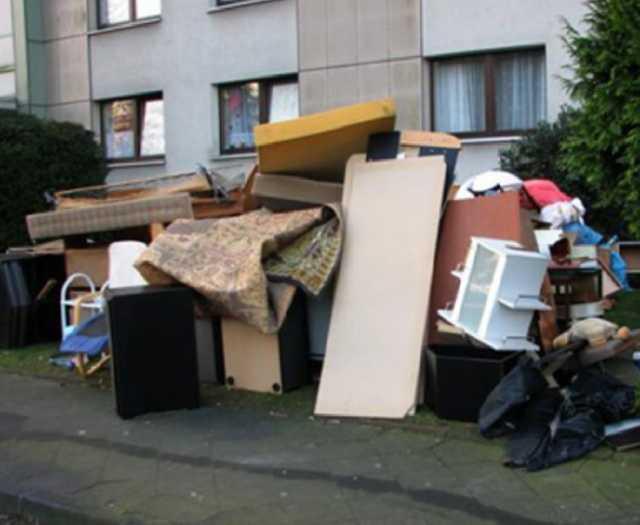 Предложение: Вывоз мусора. Все районы города.
