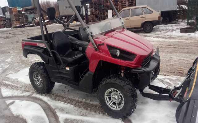 Продам Продам Kawasaki Teryx - 2010год, 202мили