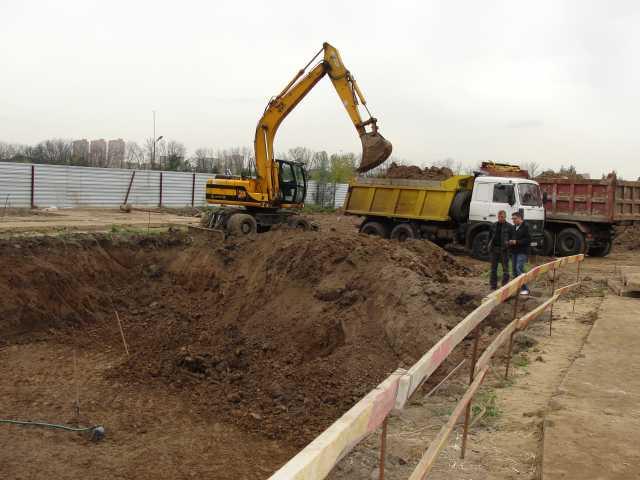 Предложение: Вывоз грунта и строительного мусора