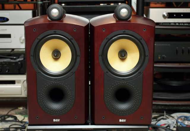 Продам акустика Bowers&Wilkins B&W Nautilus 805