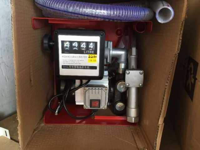Продам Станция перекачки топлива 12V 80л/мин со