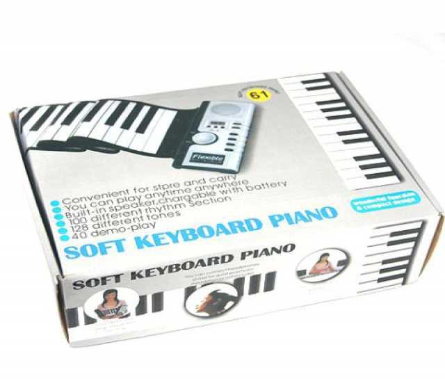 Продам Цифровое гибкое Roll-Up midi пианино, 61