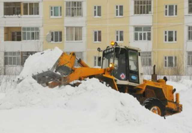 Предложение: Снегоуборочные работы.