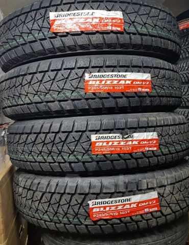 Продам Bridgestone Blizzak DMV2 245/55 R19 103T
