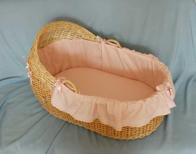 Продам Плетеная люлька для младенца