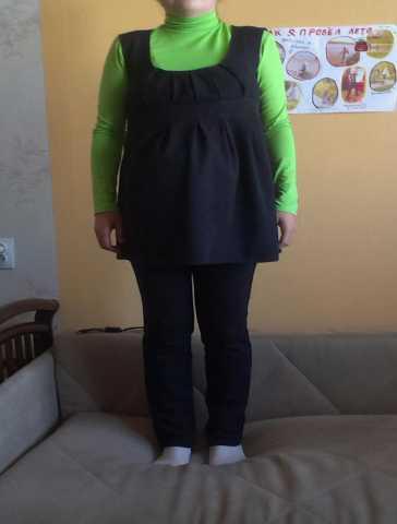 Продам брючный костюм для беременных