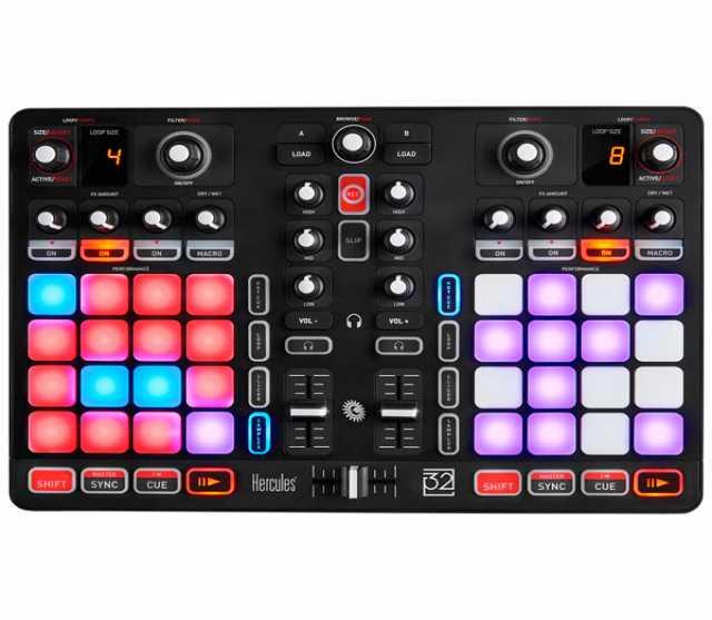 Продам DJ аппаратура Hercules P32 DJ