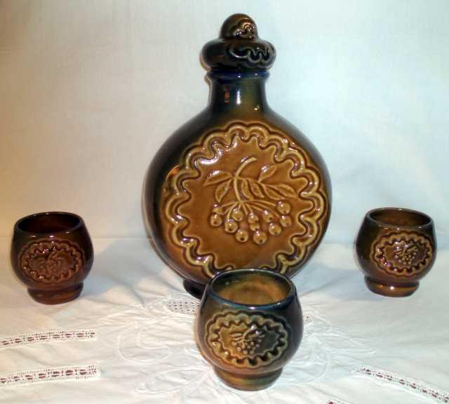Продам Графин для вина керамика