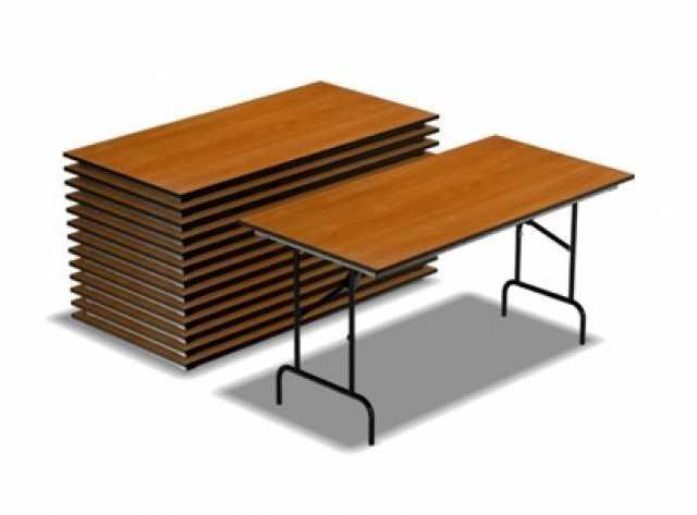 Продам Складные столы и стулья
