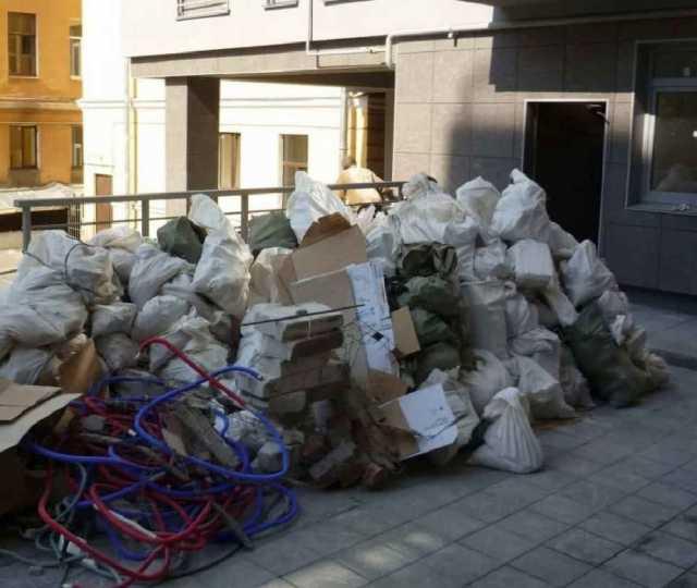 Предложение: Погрузка и вывоз мусора на Газели.