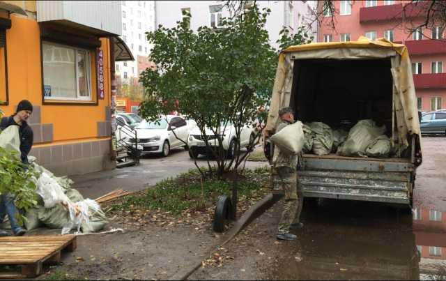 Предложение: Вывоз мусора Газелью