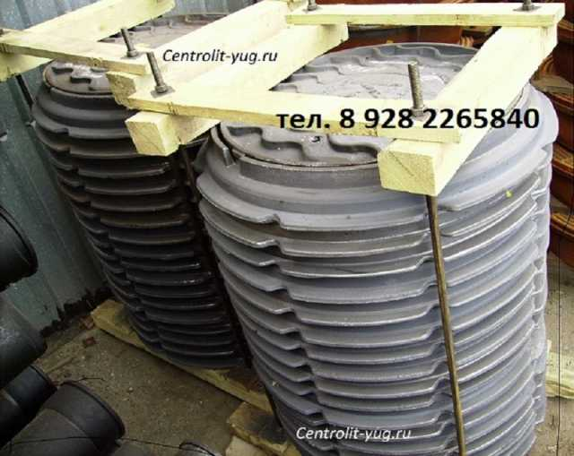 Продам: Люки канализационные чугунные