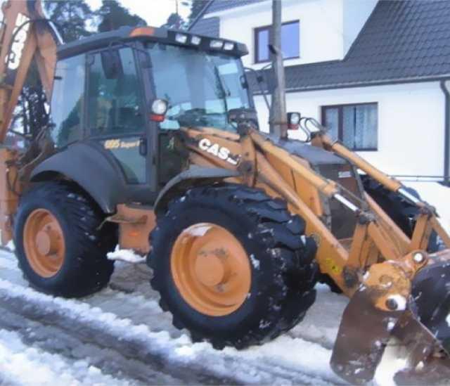 Предложение: Услуги уборки и вывоза снега в Туле
