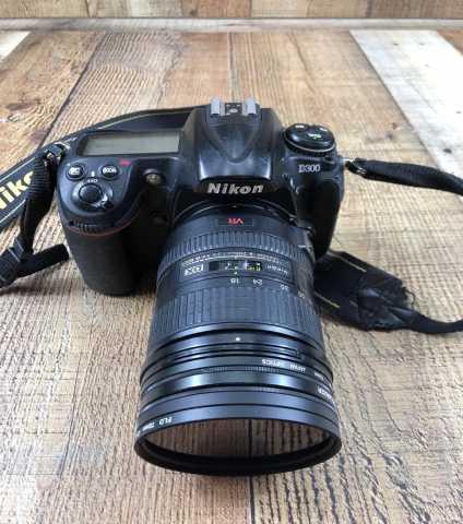 Продам Nikon 300d