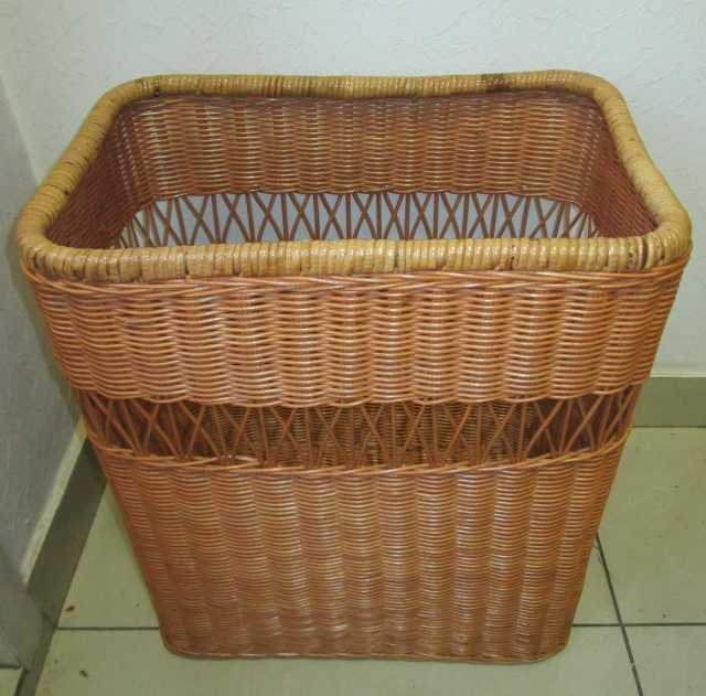Продам Плетеная ротанговая корзина