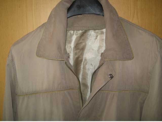 Продам куртку с подстёжкой 48-50 р-р