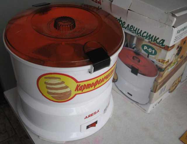 Продам: Овощечистка домашняя электрическая Aresa