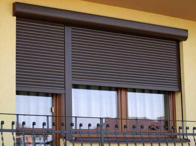 Продам: Рольставни на окно 1300*1400