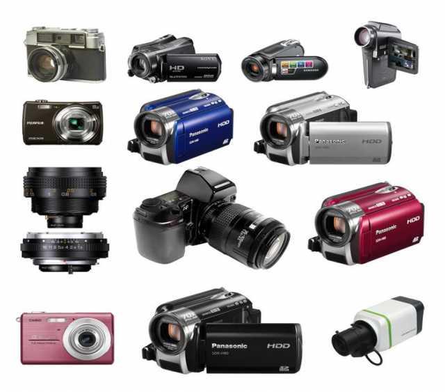 Предложение: Ремонт видеокамер