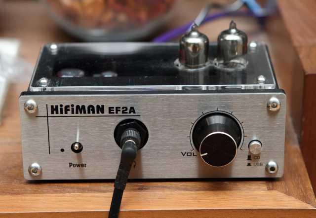Продам Усилитель для наушников HiFiMAN EF-2A, в